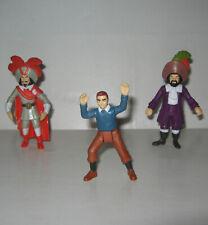 figurine série tintin plastoy 2011 choix à l/'unité  le secret de la licorne 65