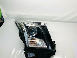 2013 2014 2015 2016 2017 2018 CADILLAC ATS FRONT RIGHT OEM HEADLIGHT GENUINE