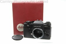 Boxed Black Leicaflex SL2 with original factory wrapping. Condition – 3E [3752]