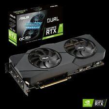 ASUS GeForce GTX 2080 SUPER EVO OC 8GB GDDR6 DUAL-RTX2080S-O8G-EVO Video Card