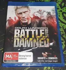 Battle of the Damned on Blu-ray