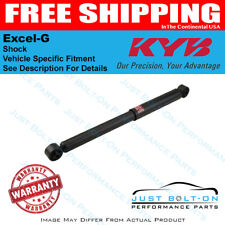 KYB EXCEL-G Rear for Lexus IS300 2001-03 341263