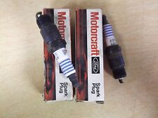 NEW Motorcraft ASF 32C Spark Plugs, Lot of 2 *FREE SHIPPING*
