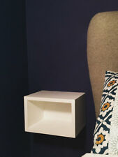 Floating Cube Bedside Table