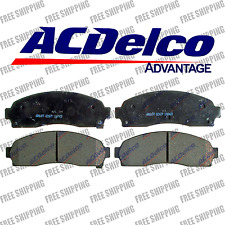 Front Replacement Disc Brake Pad-Ceramic For Chevrolet Equinox 2005-2006