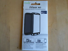 *NEW* MOSHI iVisor AG SCREEN PROTECTOR for SAMSUNG GALAXY S3 blue