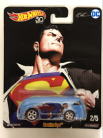 Hot Wheels 50th Superman Haulin Gas Van FKY26 New
