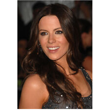 Kate Beckinsale in Black Silvery Dress and Soft Curls 8 x 10 inch photo
