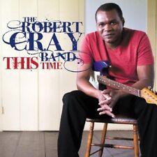 Cray Band, Robert, Robert Cray - This Time [New CD]