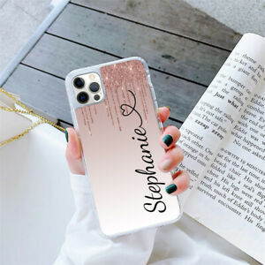 Personalised Marble Phone Case Cover For Apple Samsung iPhone Huawei GEL 196-2