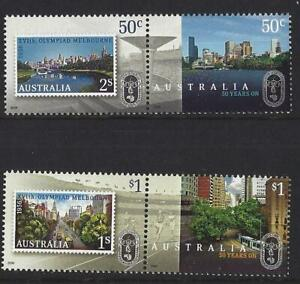 AUSTRALIA 2006 MELBOURNE OLYMPICS 50 YEARS ON UNMOUNTED MINT, MNH