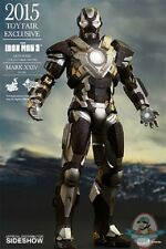 Iron Man Mark XXIV Tank Iron Man Sixth Scale Figure by Hot Toys Used JC