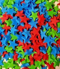 200 Edible Fortnite Coloured Stars Battle Game