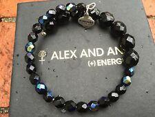 ALEX and ANI VINTAGE 66 EUPHORIA Collection Crystal MELODY Bead WRAP BRACELET💎