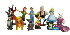 Disney CLASSICS Cake Toppers / 12 Figures (Peter Pan Alice Pinocchio Tramp)