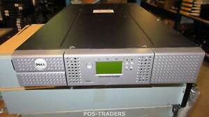 Dell PowerVault TL2000 2U Height Chassis Tape Cartridge EXCLUDING TAPE DRIVES