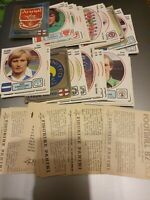 Panini Football 82 Stickers - Complete Your Album