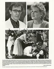 ORIGINAL 1991-MOVIE STILL-SCENES FROM A MALL-BETTE MIDLER-WOODY ALLEN-MIME