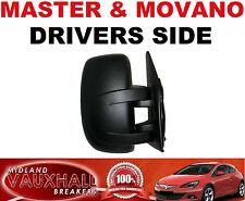 Vauxhall movano renault master van manuel aile miroir bras court pilotes off side