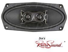 """RetroSound R-48N 120 watt Dual Voice Coil (DVC) Ultra Thin 4x8"""" Speaker-Mercedes"""