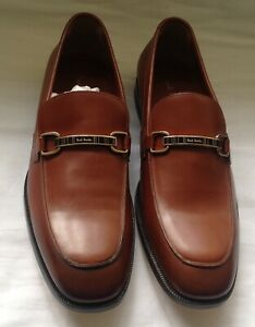 Paul Smith Men's Shoes Grover Tan Loafers. Size 8UK. RRP £350
