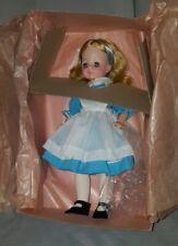 Vintage Madame Alexander Alice in Wonderland 14 inch doll #1552