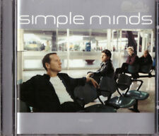 CD Simple Minds ‎ Néapolis  ,Neuwertig, Chrysalis ‎– 7243 4 93712 2 4