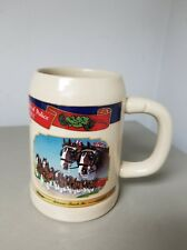 DISPLAYED*1993 Anheuser Busch 100th Anniversary Chiefs of Police Stein Mug IACP