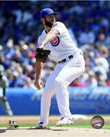 """Jake Arrieta Chicago Cubs 2016 MLB Action Photo (Size: 8"""" x 10"""")"""