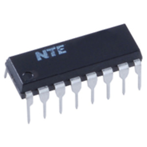 NTE Electronics NTE74158 IC TTL QUAD 2-TO-1-LINE DATA SELECTOR/MULTIPLEXER