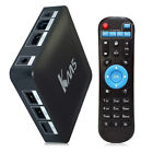 4K 1080P 1GB/8GB Smart TV Box HDMI Android 6.0 Quad Core 2.4G WiFi Media Player