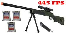 445 FPS ZM51G Spring Bolt Action Airsoft Sniper Rifle Gun MK51 M40 - GREEN