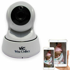 Wireless Baby Video Monitor IOS/android compatible two way audio Zoom & Record