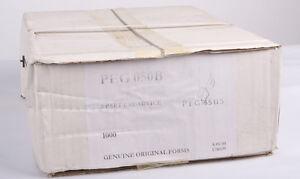 Pegasus PEG050B 2-Part Pay Advice Box 1000