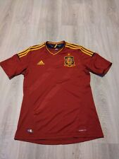More details for 2011/2012 spain football home shirt size medium free uk p&p