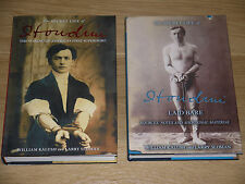 Houdini Laid Bare (2 Volume Set) Signed and Numbered by Author William Kalush!