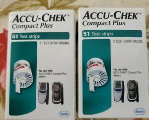 Accu chek compact plus
