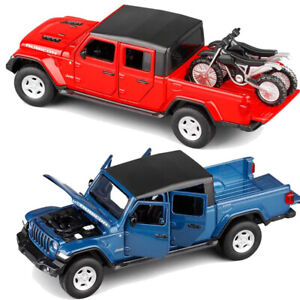 1:32 Jeep Gladiator Rubicon Pickup Diecast Model Car Toy Collection Sound&Light