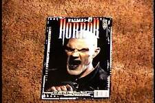 Masters Of Horror #1 Comic Book Vf/Nm Photo Cover