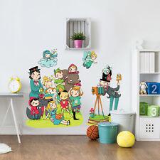 R00420 Wall Stickers Adesivi Murali Camerette Fotoricordo 120x60 cm
