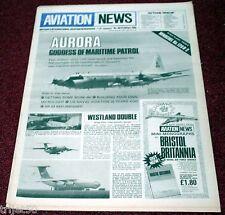 Aviation News 10.16 RCAF CP-140 Aurora,Henschel Hs129B