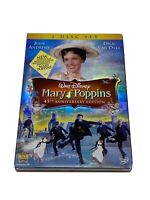 BRAND NEW Mary Poppins 45th Anniversary Special Edition DVD 2009 2 Disc Set