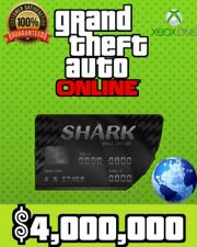 Grand Theft Auto Online Xbox One: Megalodon Special Shark Cash - 4.000.000