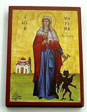 ST. Marina Saint/SAN/Santa Margaret icona ICON icone icone ICONO икона IKONA