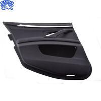 DOOR PANEL REAR LEFT Black Interior BMW F10 528i 535i 550i M5 11 12 13 14 15 16