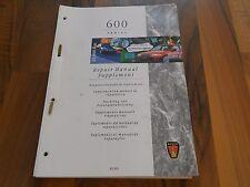 ROVER Serie 620 Modellpflege 1996 Motor, Fahrwerk - Update WERKSTATT HANDBUCH