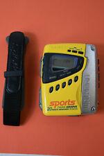 Vintage SONY Walkman Sport Cassette Player WM-FS499