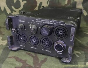 Amplifier-Power Supply AM-65/GRC