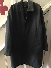MENS SIZE 50 BOSS BLUE DESIGNER COAT SUMMER/SMART/CASUAL/WORK/OFFICE RRP £180