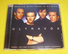 """CD """" ULTRAVOX - DANCING WITH TEARS IN MY EYES """" BEST OF / 16 HITS (VIENNA)"""